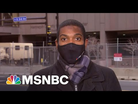 Police Body Cam Video Shows First Interaction Between George Floyd And Officers   Deadline   MSNBC
