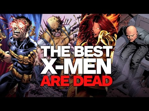 Thumbnail: All the Best X-Men Are DEAD!
