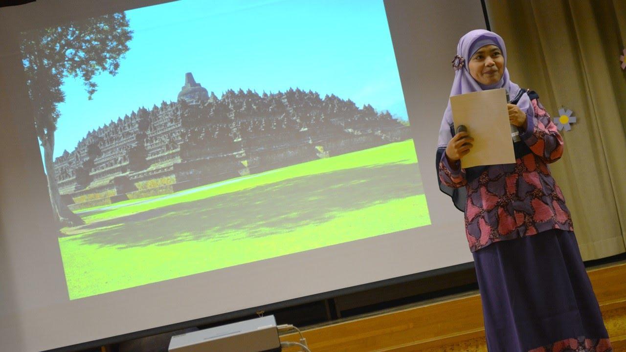 Istikumayati  Indonesian Culture in Japan Kindergarten  YouTube