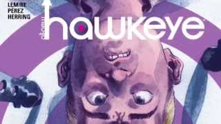 Hawkeye #4 Review