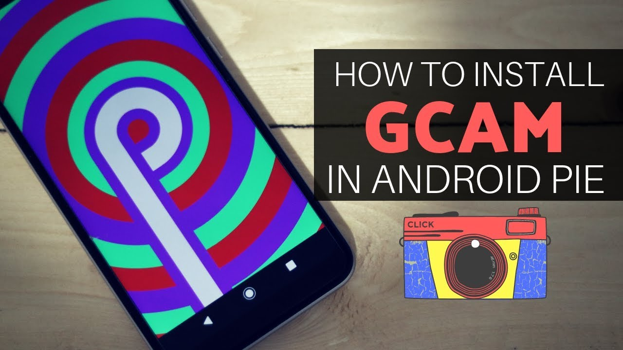 Mi A2 Lite Android Pie: GCam Installation Tutorial - NO ROOT! - TAGALOG