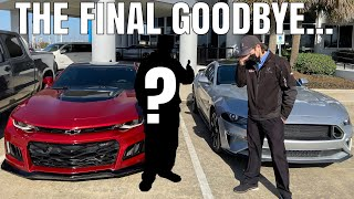 homepage tile video photo for My Camaro ZL1 was SOLD to a Mustang Guy!