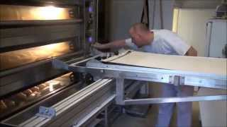 Автоматизация мини-пекарни. Ремесленный хлеб на камне(, 2015-10-24T08:18:45.000Z)