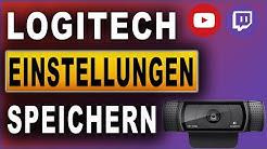 Logitech Webcam Fix: Einstellungen auch nach Neustart speichern (2019)