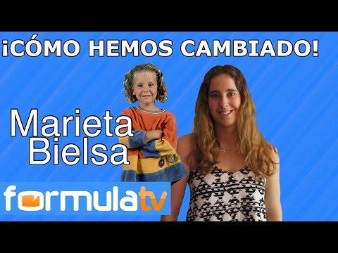 """Marieta Bielsa: """"Médico de familia' hoy en día tendría éxito pero tendría que cambiar cosas"""""""