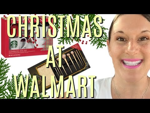 WALMART SHOP WITH ME - CHRISTMAS GIFT SETS & MORE!!! - 동영상