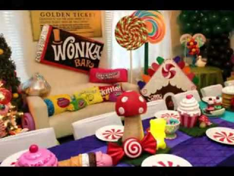 Candyland Party Decorating Ideas