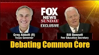Debating the Merits of Common Core on Fox News Sunday