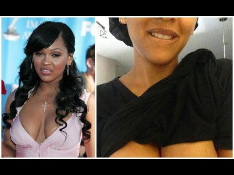 Meagan Good and Rihanna Nudes