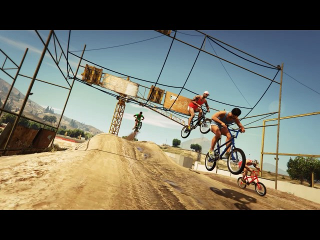 Van Society Los Santos 2016 Olympics