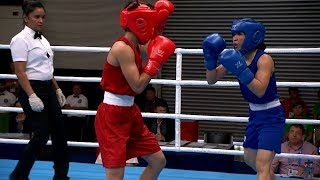 Philippines vs Thailand | Boxing W Light Flyweight [45-48Kg] - QF | 2019 SEA Games