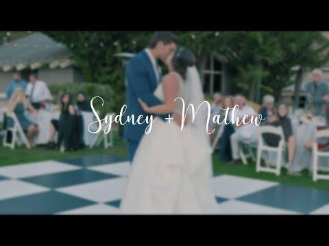 Sydney & Mathew: Wedding Film at Avila Beach Golf Resort