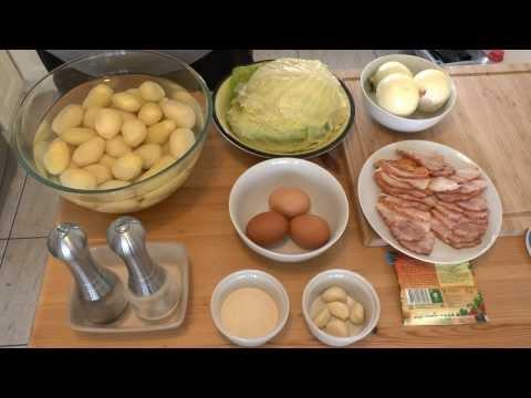 Gołąbki Z Surowych Ziemniaków Youtube