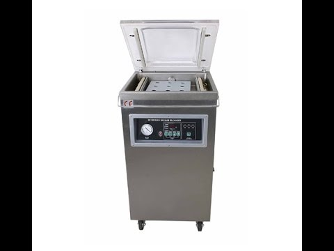 Automatic Vacuum Packaging Machine For Seafood Rice Packer System