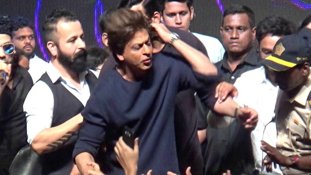 Shahrukh Khan LIVE