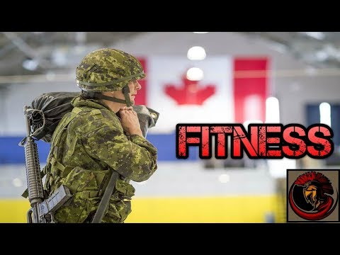 Canadian Armed Forces Fitness | PREPARE YOURSELF!