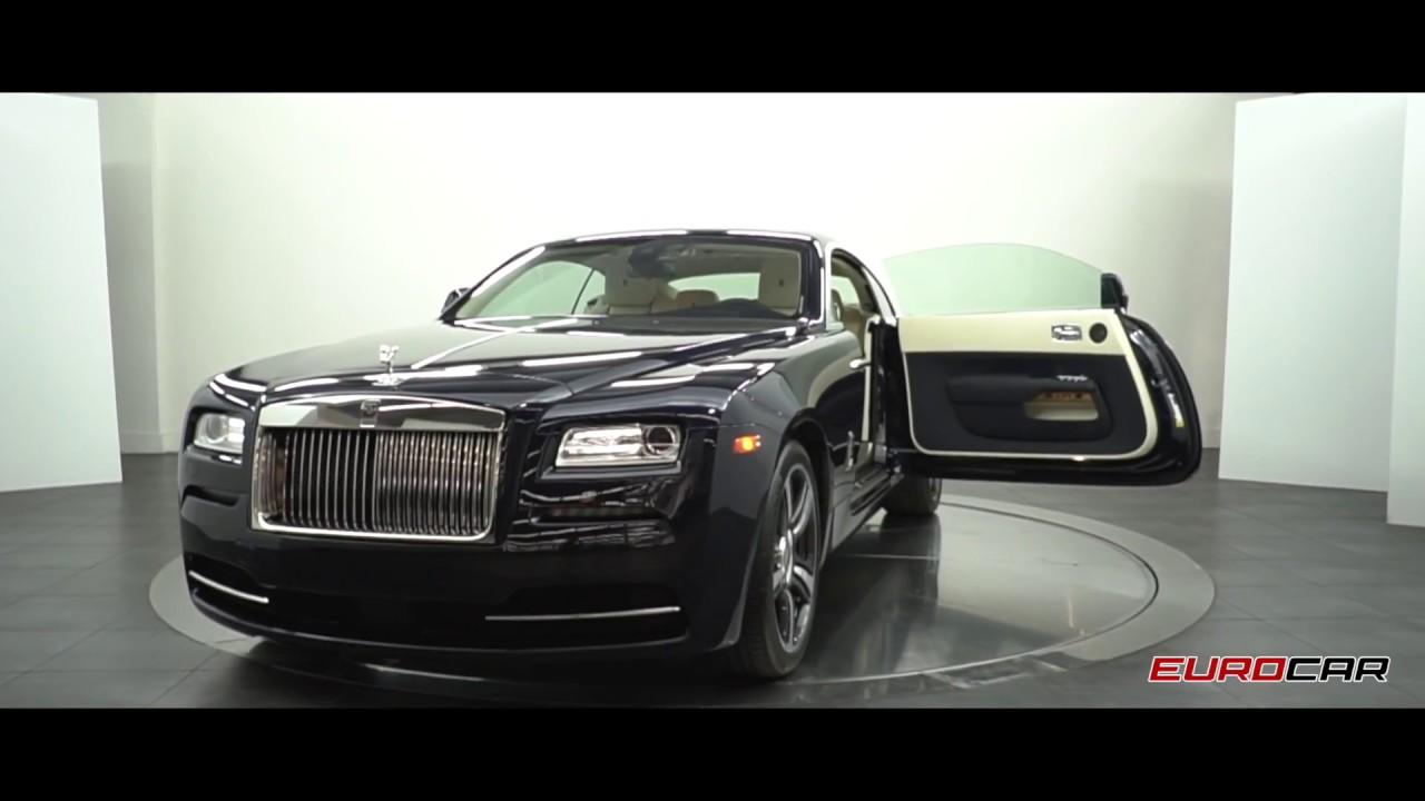 Eurocar Oc Inventory Rolls Royce Wraith For Sale By Eurocar Oc