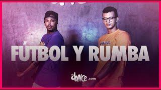 Fútbol y Rumba - Anuel AA, Enrique Iglesias | FitDance TV  | #FiqueEmCasa e Dance #Comigo