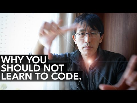 Why You Should Not Learn to Code (as an ex-Google programmer)