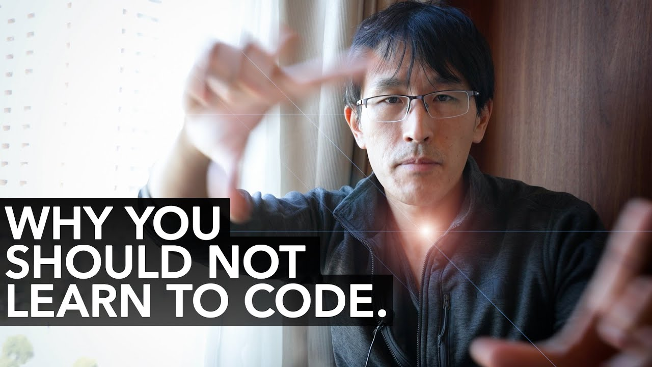 Download Why You Should Not Learn to Code (as an ex-Google programmer)