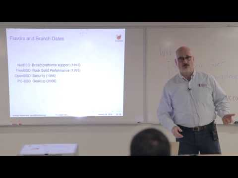 George Neville-Neil - FreeBSD: Not a Linux Distro