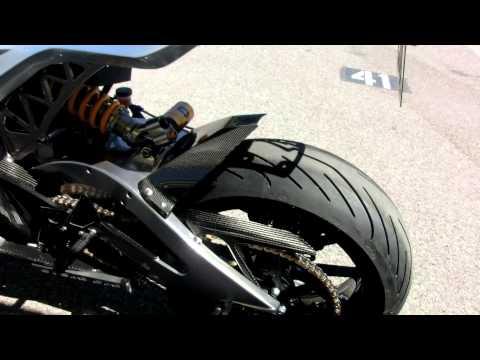 248 hp Electric Motorcycle by Lightning San Carlos CA