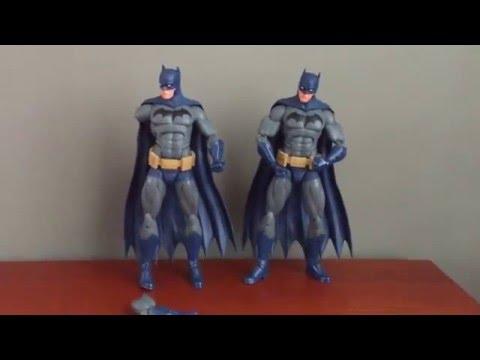 Episode 39 BATMAN DC Comics ICONS Action Figure Review