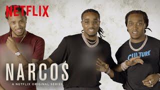 Narcos Mexico Migos Ad Libs The Showdown Netflix