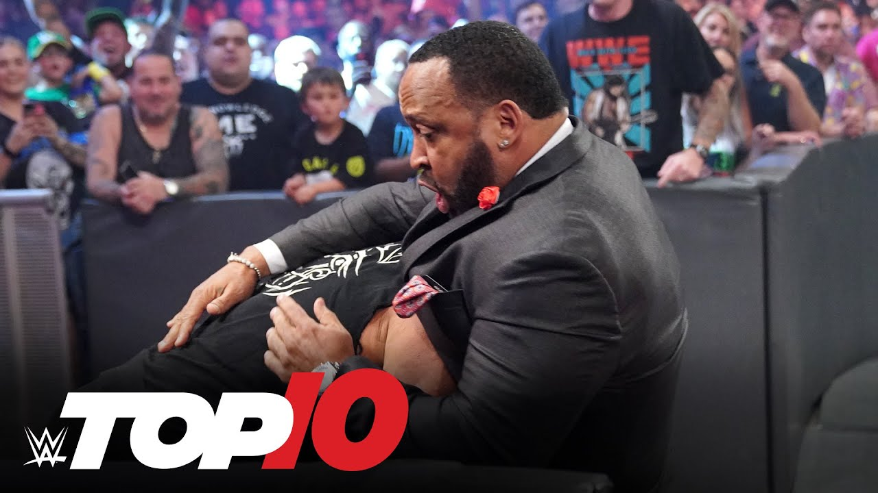 Download Top 10 Raw moments: WWE Top 10, Aug. 2, 2021
