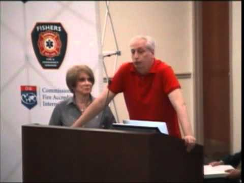 Fishers Fire Department & Emergency Services Awards Program