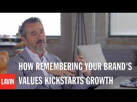 Joe Jackman: How Remembering Your Brand's Values Kickstarts Growth