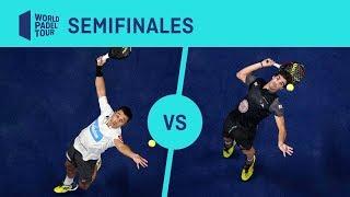 Resumen Semifinales Bela/Tapia Vs Paquito/Lebrón Estrella Damm Barcelona Master 2019