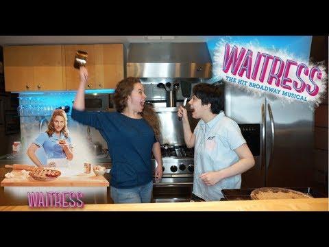 Making A Waitress Pie! 🍰