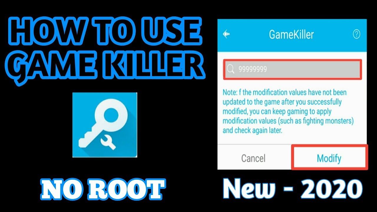 Download HOW TO USE GAME KILLER WITHOUT ROOT - 2020