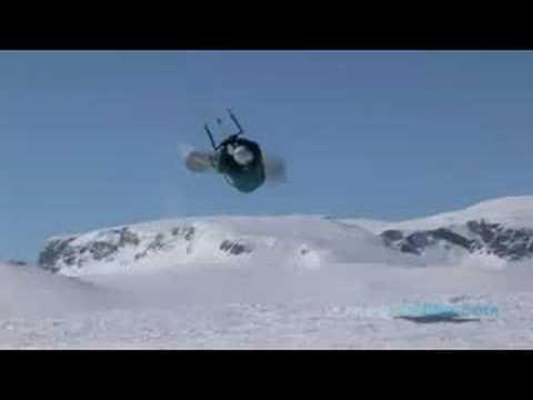 Entropy - Extreme Snowkite DVD From SnowKiteFilm - Trailer
