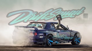 Drift Squads 600+HP Supercharged LS Powered R32 Skyline