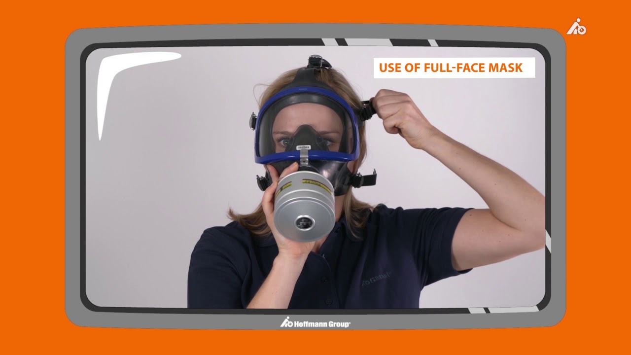 maschera antipolvere in tedesco