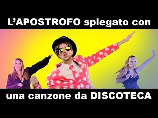 Lorenzo Baglioni - L'Apostrofo feat. Il Pedante