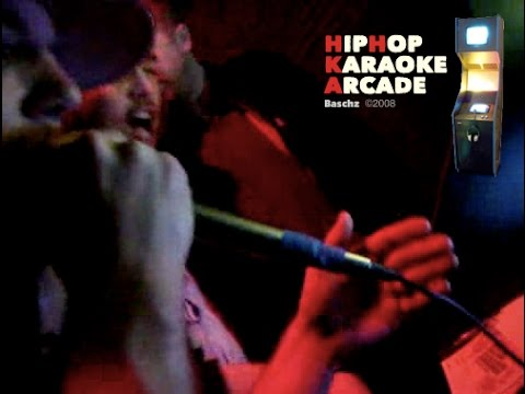 HipHop Karaoke Arcade - SOUTH BRONX / ZUIDPLEIN