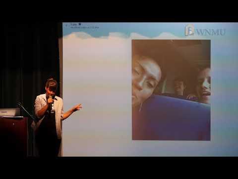 Alice Driver Reporting on LGBTQ Migrants in Central America 10/10/17