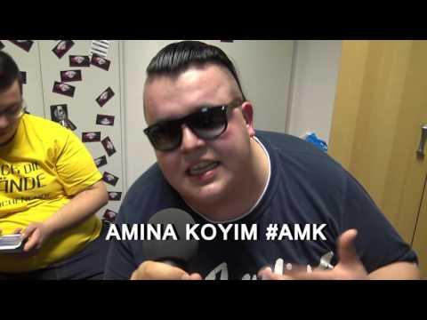 Was heisst AMINA KOYIM? #AMK ++ NICHT JUGENDFREI! Hans Entertainment Hoch die Hände Wochenende