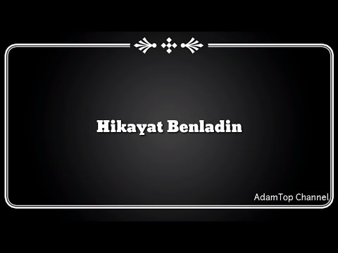 (Lirik Video) Hikayat Benladin - Ben Ladin