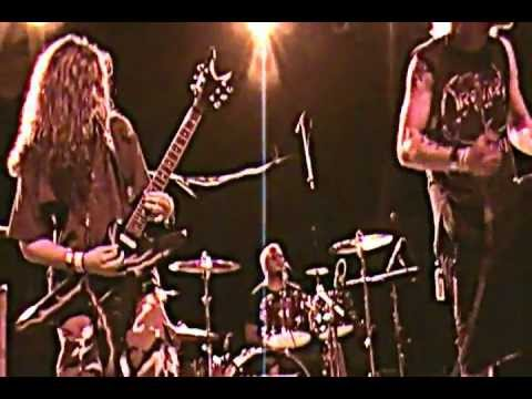 """INCITE """"THE SLAUGHTER"""" & """"ARMY OF DARKNESS"""" live at The Marquee Theatre 8/02/2012"""