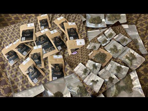 Industrial Hemp Farms | IHF | Haul | 23 Grams of Hemp Flower | CBD |