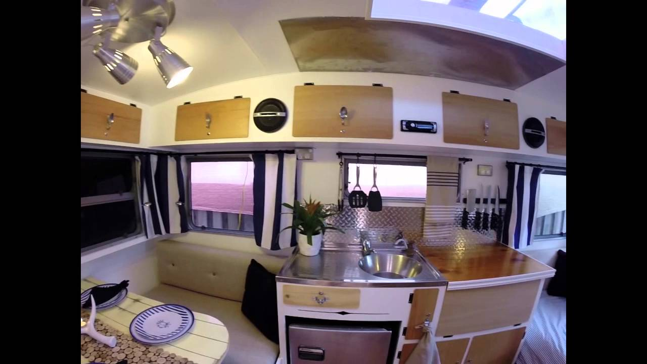 Pimp My Van - 1968 Viscount Ambassador - YouTube