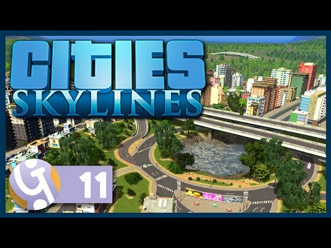🏡 Urban Development | Let's Play Cities: Skylines #11