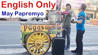 ENGLISH ONLY PRANK na May Papremyo