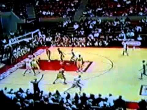 2003 Basketball WSU vs Oregon