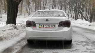 Chevrolet Cruze (тест-драйв)