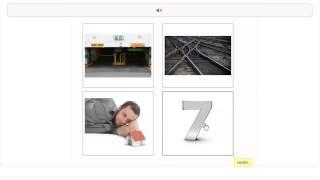 DARMOWA NAUKA ANGIELSKIEGO ZE SŁUCHU - Ćwiczenie Obrazki (Angielski Online)